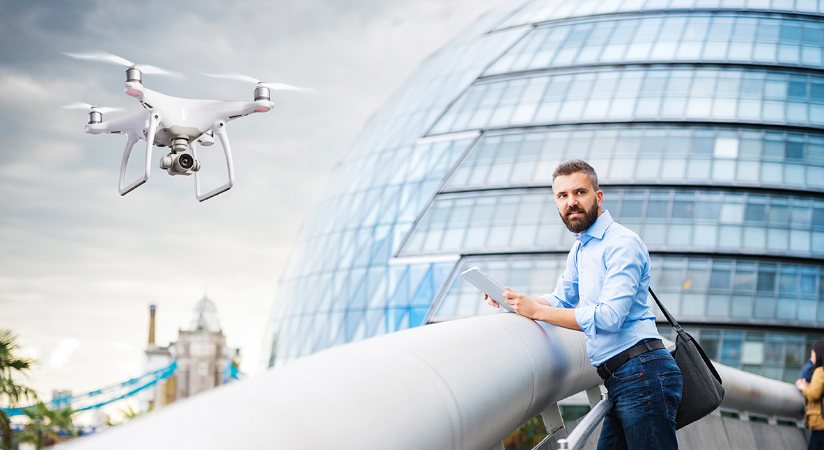 Drones for Business and Marketing