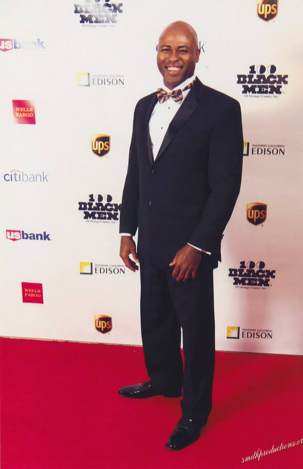 Alondo Campbell at 100 Gala 2014