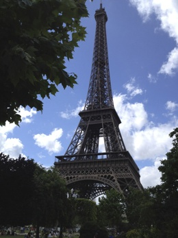 Tour Eiffel, Paris, France