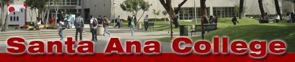 Santa Ana College Notes From President