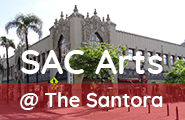SAC Arts at the Santora: UNDONE