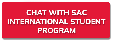 New tab to live chat with International students program
