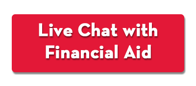 New tab to live chat with Financial Aid