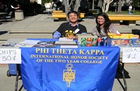 Phi-Theta-Kappa Club Photo