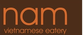 nam eatery logo and web link