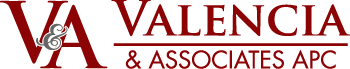 Valencia and Associates Logo and web link