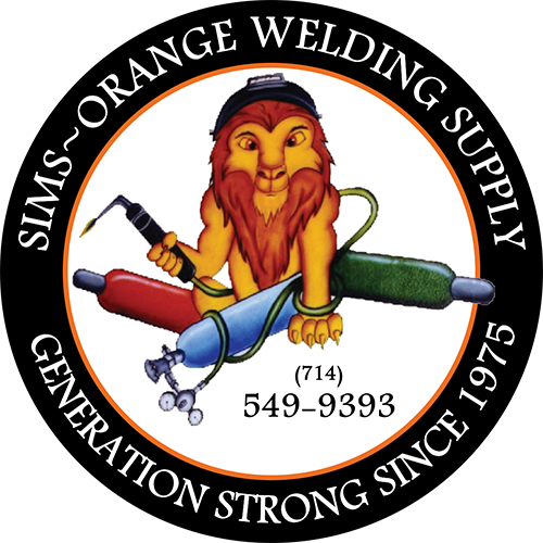 Sims Orange Welding Supply Logo and Link to website